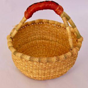 Round Baby Basket